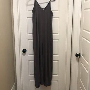 Zenana Premium Maxi Dress with pockets